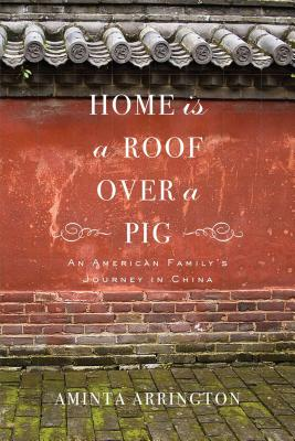 Cover for Home is a Roof Over a Pig