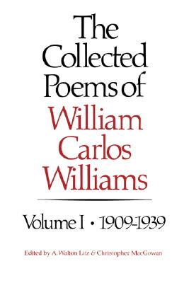 The Collected Poems of William Carlos Williams Cover