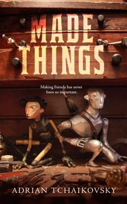 Made Things Cover Image