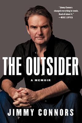 The Outsider: A Memoir Cover Image