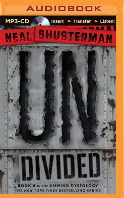 Undivided (Unwind #4) Cover Image