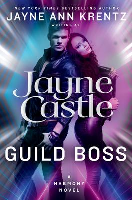 Guild Boss (Harmony Novel) Cover Image