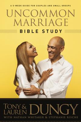Uncommon Marriage Bible Study Cover