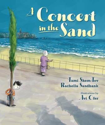 A Concert in the Sand Cover Image
