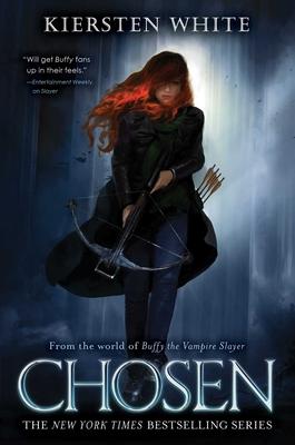 Chosen (Slayer #2) Cover Image