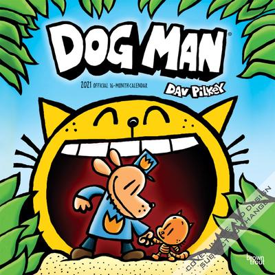 Dog Man 2021 Square Cover Image