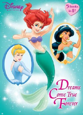 Dreams Come True Forever (Disney Princess) Cover