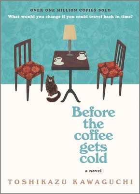Before the Coffee Gets Cold cover