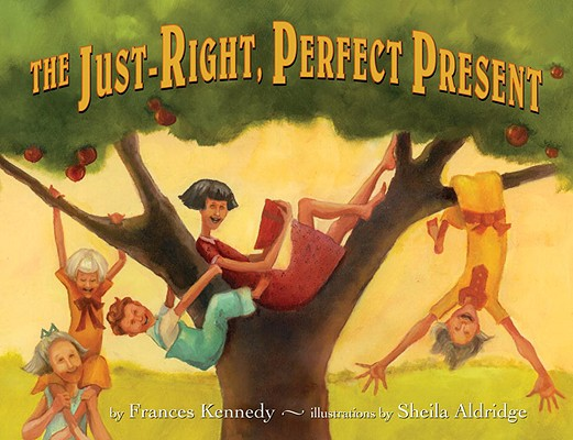 The Just-Right, Perfect Present Cover Image