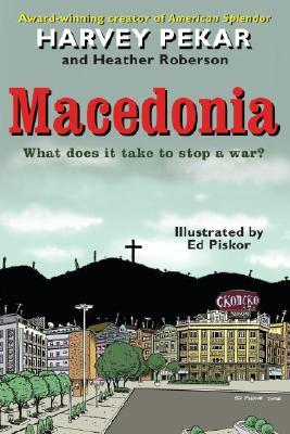 Macedonia Cover