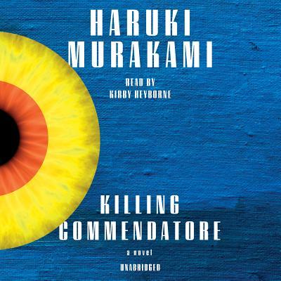 Killing Commendatore: A novel Cover Image
