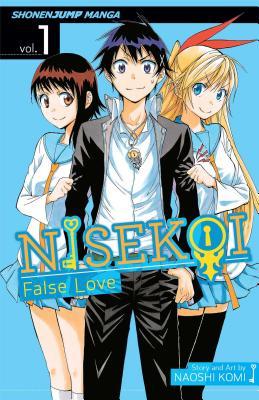 Nisekoi Cover