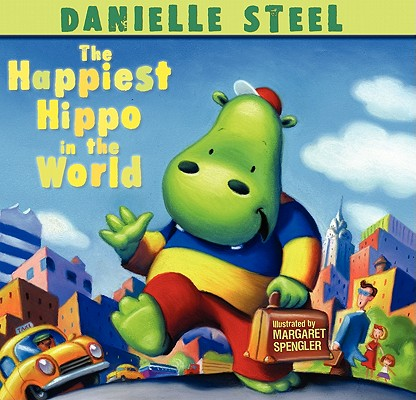 The Happiest Hippo in the World Cover