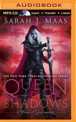 Queen of Shadows (Throne of Glass #4) Cover Image