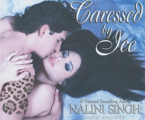 Caressed by Ice (Psy/Changeling Novels (Audio)) Cover Image