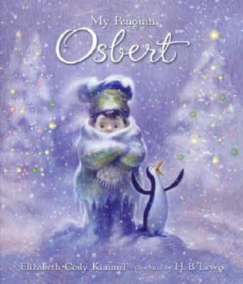 My Penguin Osbert Cover