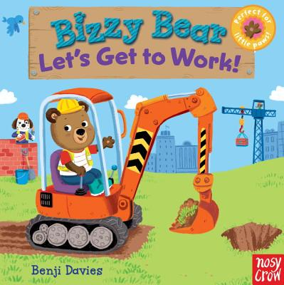 Bizzy Bear Cover