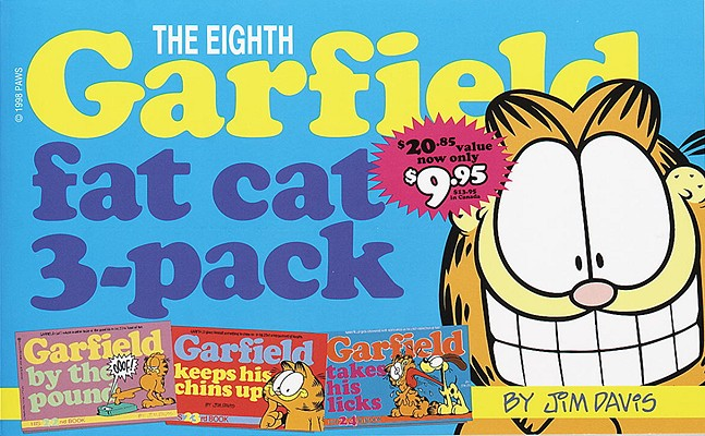 The Garfield Fat Cat 3 Pack 8 Brookline Booksmith