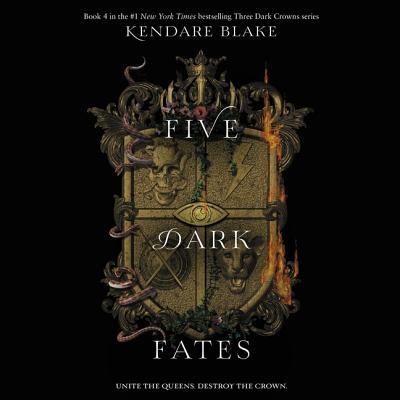 Five Dark Fates Cover Image