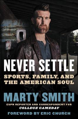 Never Settle cover image