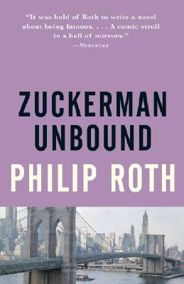 Zuckerman Unbound Cover