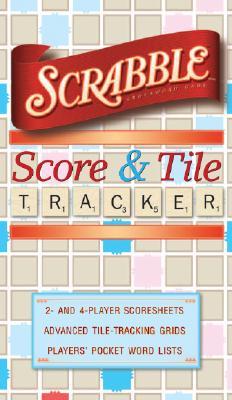 Scrabble Score & Tile Tracker Cover Image