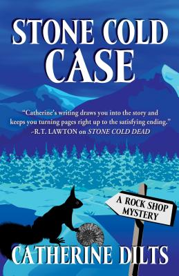 Stone Cold Case: A Rock Shop Mystery Cover Image