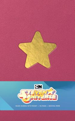 Steven Universe Deluxe Hardcover Ruled Journal Cover Image