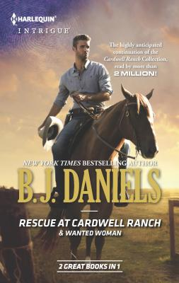 Rescue at Cardwell Ranch & Wanted Woman Cover