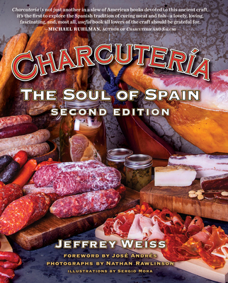 Charcutería: The Soul of Spain Cover Image