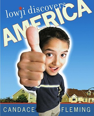 Lowji Discovers America Cover
