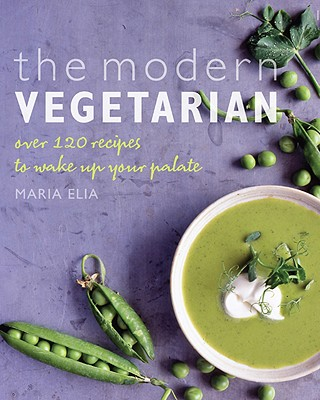 The Modern Vegetarian Cover