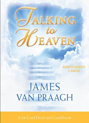 Talking to Heaven Mediumship Cards: A 44-Card Deck and Guidebook Cover Image
