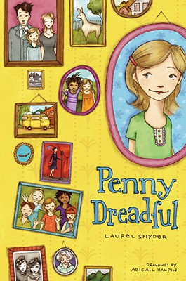 Penny Dreadful Cover Image