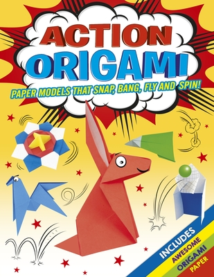 Action Origami Cover