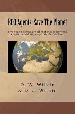 ECO Agents: Save The Planet Cover Image