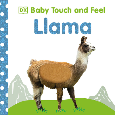 Cover for Baby Touch and Feel Llama