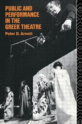 Cover for Public and Performance in the Greek Theatre