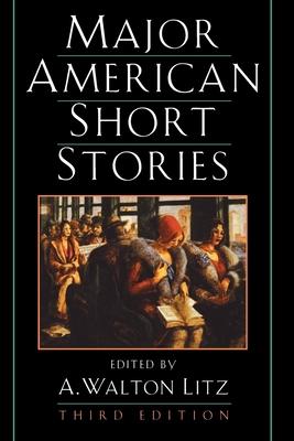 Cover for Major American Short Stories