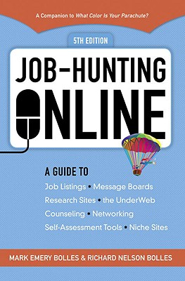 Job-Hunting Online Cover