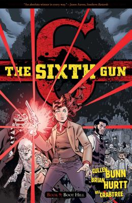 Cover for The Sixth Gun Vol. 9