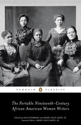 The Portable Nineteenth-Century African American Women Writers Cover Image