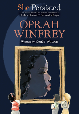 She Persisted: Oprah Winfrey Cover Image