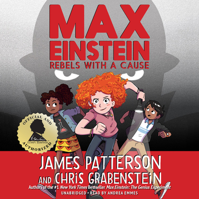 Max Einstein: Rebels with a Cause Cover Image