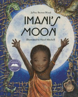 Imani's Moon (1 Paperback/1 CD) Cover Image