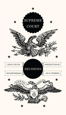Supreme Court Decisions (Penguin Civic Classics) Cover Image