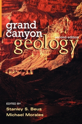 Grand Canyon Geology Cover Image