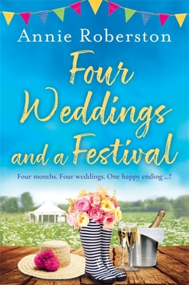 Cover for Four Weddings and a Festival