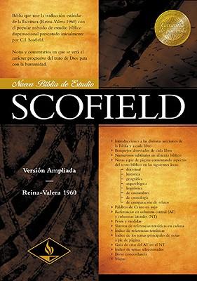 Nueva Biblia de Estudio Scofield-RV 1960 = New Scofield Study Bible-RV 1960 Cover