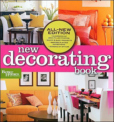Cover for New Decorating Book, 9th Edition (Better Homes andGardens) (Better Homes and Gardens Home)